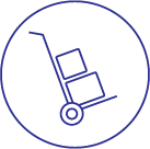 Moving Management Icon