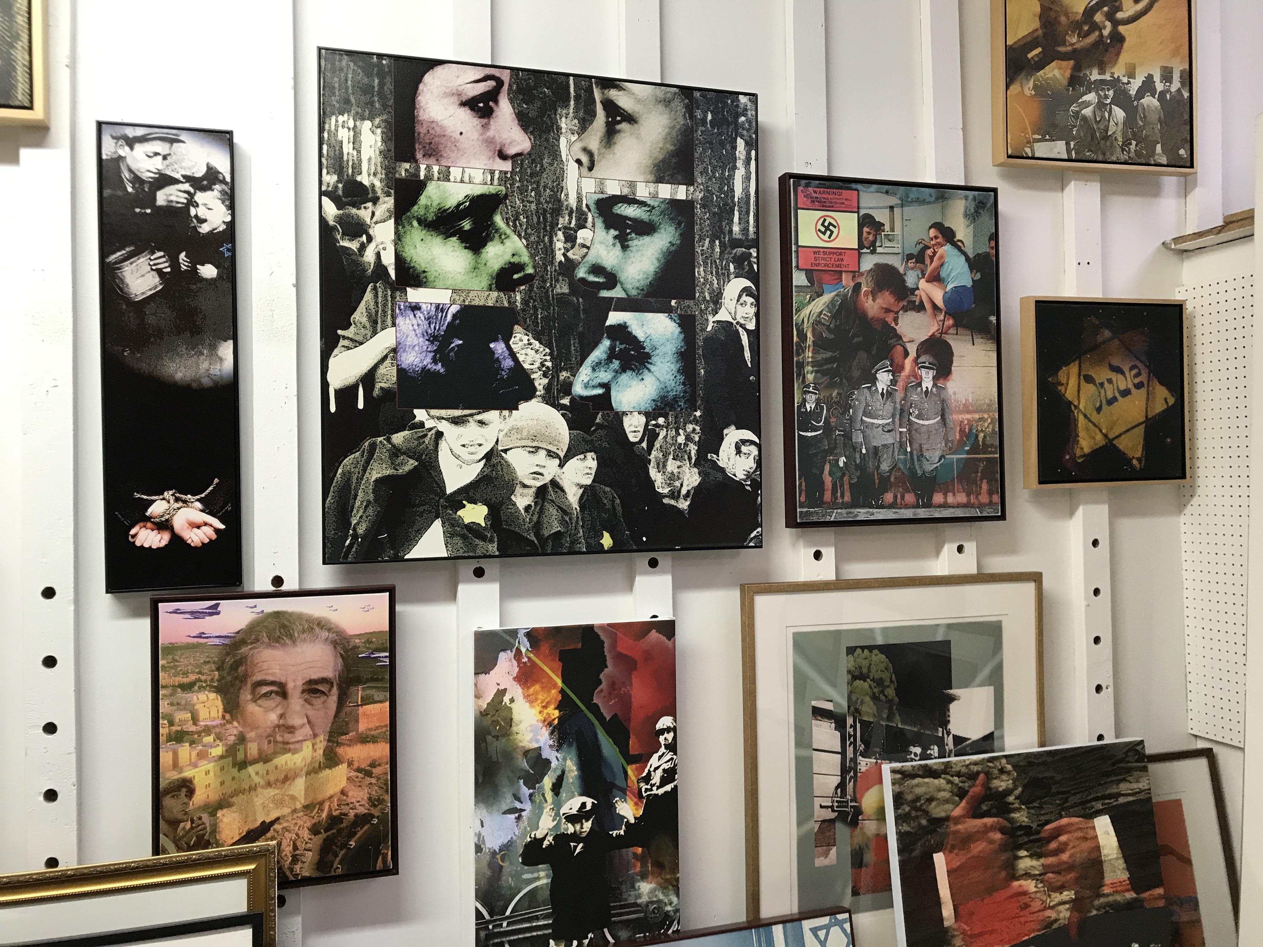 Michael Knigin Studio Art Sale